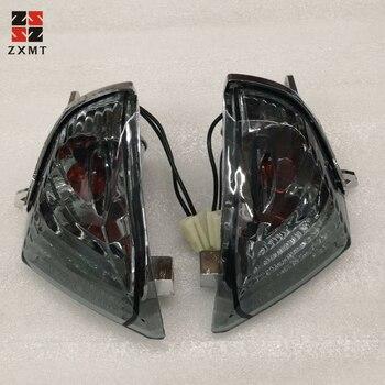 ZXMT задние Сигналы поворота света с объективом дыма для Suzuki GSXR600 GSXR750 2006 2007 GSXR1000 2005 2006