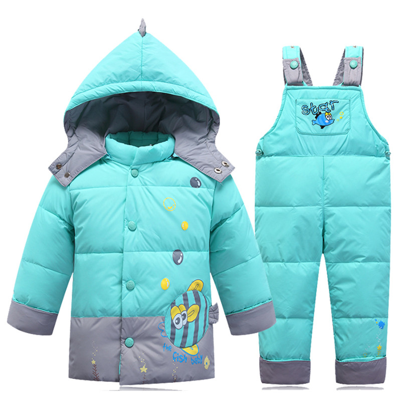 2017-New-Winter-Children-Duck-Down-Jacket-Set-Pants-Jacket-Clothing-Girls-Baby-Coat-Jacket-4