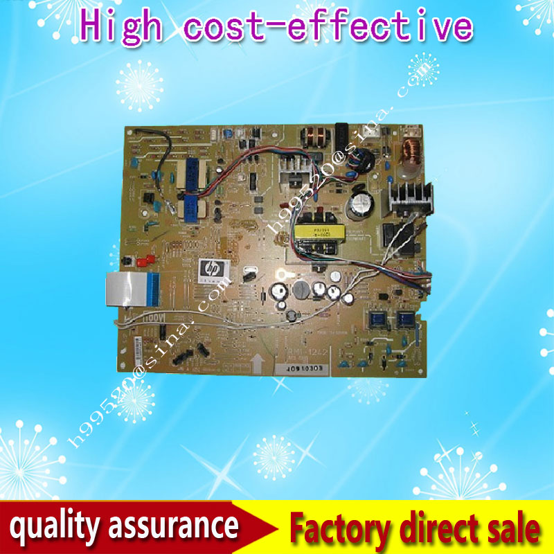 FOR HP Laserjet 1160 1320 1320n Power Supply Board RM1-1242-000 RM1-1242 RM1-1243-000 RM1-1243 Power board printer parts repalce paper roller kit for hp laserjet laserjet p1005 6 7 8 m1212 3 4 6 p1102 m1132 6 rl1 1442 rl1 1442 000 rc2 1048 rm1 4006