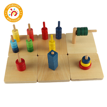 Montessori Ringer Baby Toy Early Education Learning Cognitive Kid