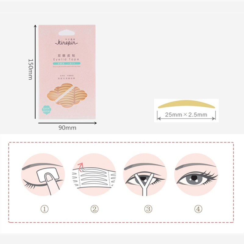 Φυσική φόρμα με μάτια Διπλό βλέφαρο - Μακιγιάζ - Φωτογραφία 6