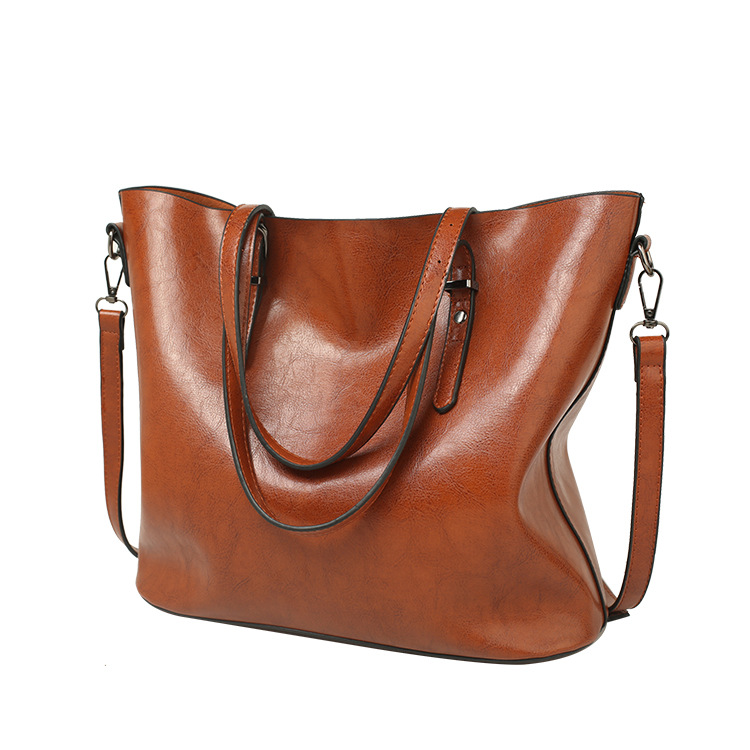 Womans bags brand designers 2019 luxury single shoulder handbags crossbody bags for women PU Solid tote bag in Shoulder Bags from Luggage Bags