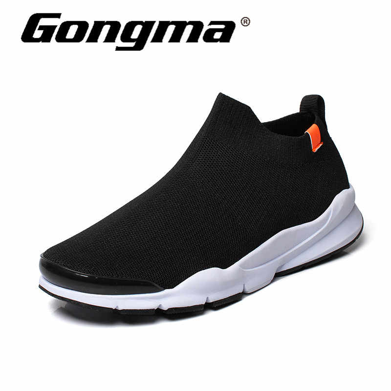 de75eb303992f Detail Feedback Questions about Popular Trend Sock Running Shoes for Women  Outdoor Light Breathable Sneakers Men Training Non slip Sport shoe  Zapatillas ...