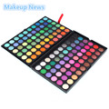 12 28 120 Color Fashion Eye shadow palette Cosmetics Mineral Make Up Makeup Eye Shadow colors Palette eyeshadow set