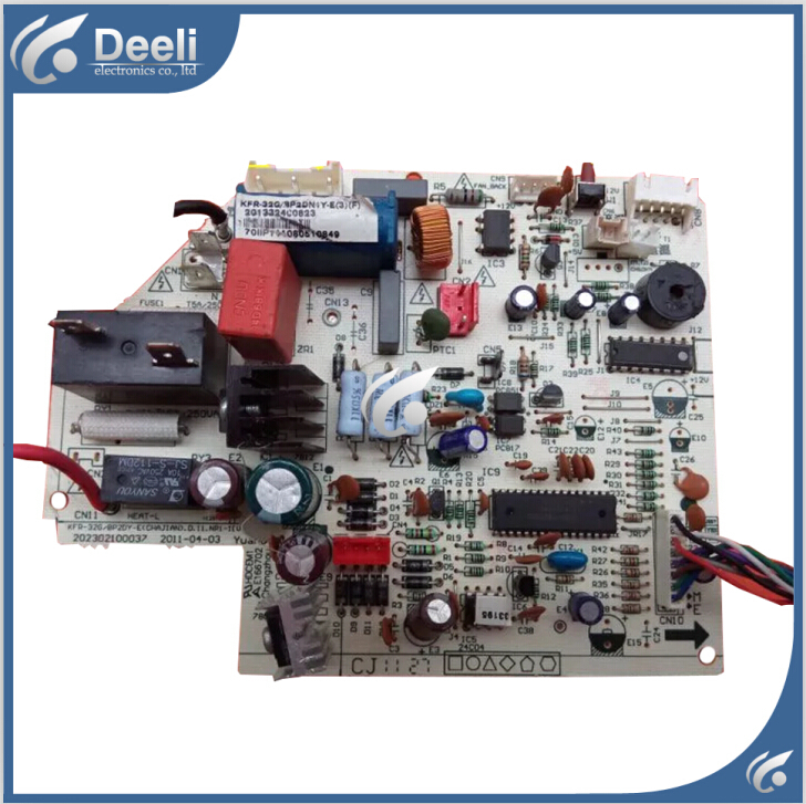 95% new good working for air conditioning Computer board KFR-35G/BP2DN1Y-E(3)[F] control board on sale 100% new good working for air conditioning computer board kfr 120w s 520t2 kfr 75lw e 30 control board working