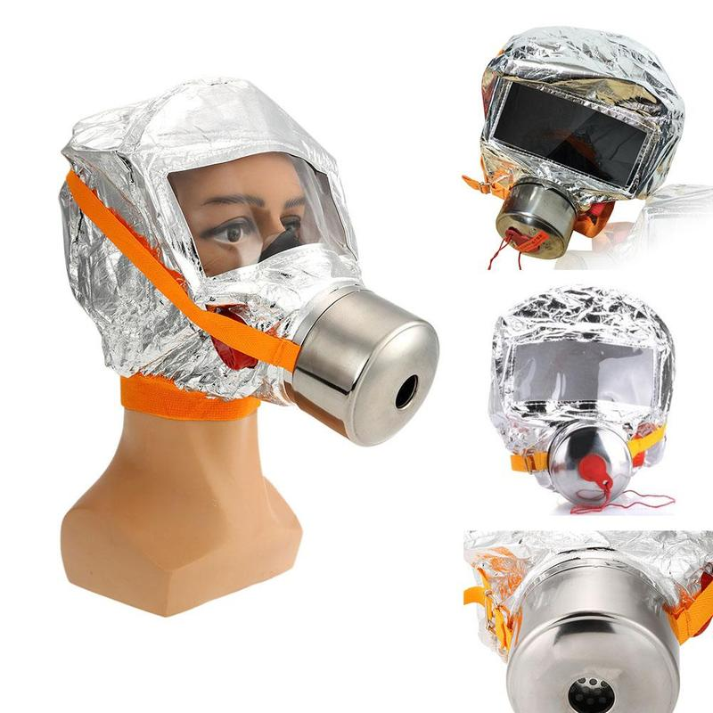 Fire Escape Mask Forced 3c Certification Fire Respirator Gas Mask Emergency Escape Respirator Emergency Escape Respirator Mask