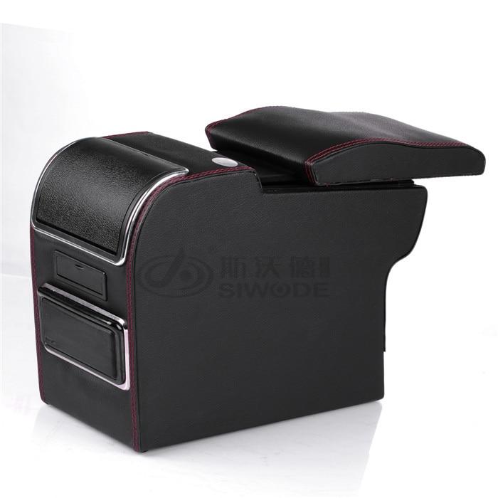 костюм для Пежо 301 автомобиль Елисейский дерново подлокотник коробка подлокотник консоль коробка специальный автомобиль подлокотник коробка многофункциональный с интерфейсом USB