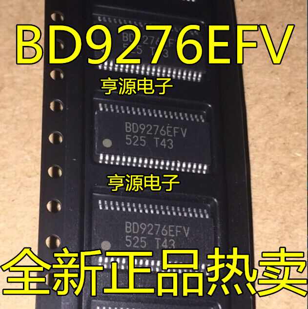 Buy 100% New&original  BD9276EFV  BD9276 for only 7.38 USD