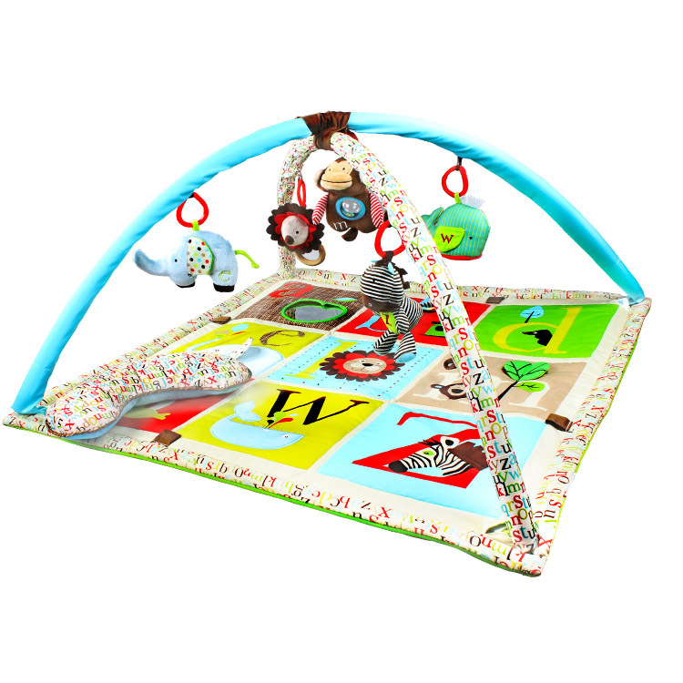Baby Crawling Mat  Baby Game Carpet  Puzzle Mat, Forest Zoo ToyBaby Crawling Mat  Baby Game Carpet  Puzzle Mat, Forest Zoo Toy