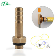 Jeebel Camping Stove Gas Burner Safe Switching Valve Adapter for outdoor stove Connect to LPG Liquefied Gas Cylinder