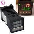 Nova Temperatura PID Digital Control Controlador Termopar 0 a 400 Degree REX-C100