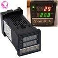 Nuevo Controlador de Temperatura PID Control Digital Termopar 0 a 400 Grados de REX-C100