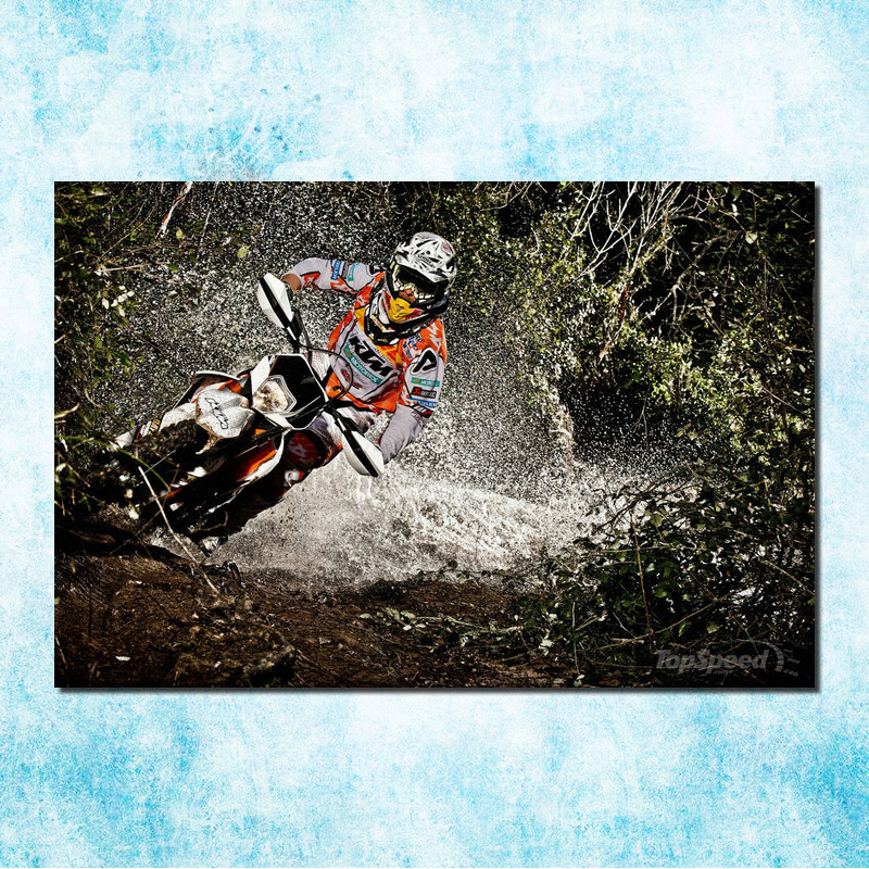 "Poster 24/"" x 36/"" Sport Motorcycle"