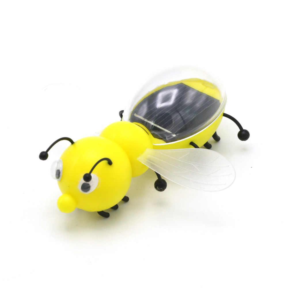 Solare Formica insetto Bambini Scarafaggio Giocattoli Magia Solar Powered Formica Insetto Gioco Imparare Educational Solar Giocattoli Della Novità per il Regalo Dei Bambini