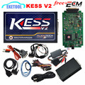 Últimas V2.30 KESS V2 OBD2 Gerente KESS Viruta DEL ECU Auto Hardware Del Programador V4.036 No Tokens Limited Versión Maestro DHL rápido