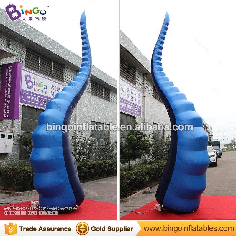 Inflatable Kraken Slide: 16 Feet Giant Inflatable Octopus Tentacle Decoration For