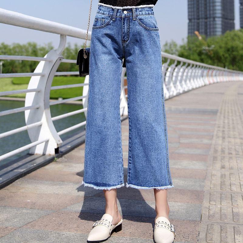 MUM 2018 Solid Wash Skinny Jeans Woman High Waist Winter Denim Plus Size Push Up Trousers
