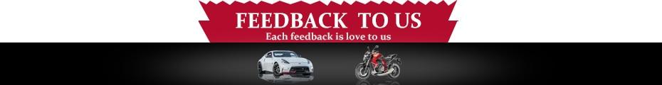 feedback to us