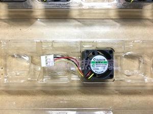 Image 1 - Sunon mini ventilador, 2cm 20mm mini ventilador MC20100V3 Q01U G99 5v 0.33w 20*20*10mm ventilador de refrigeração 3 pinos