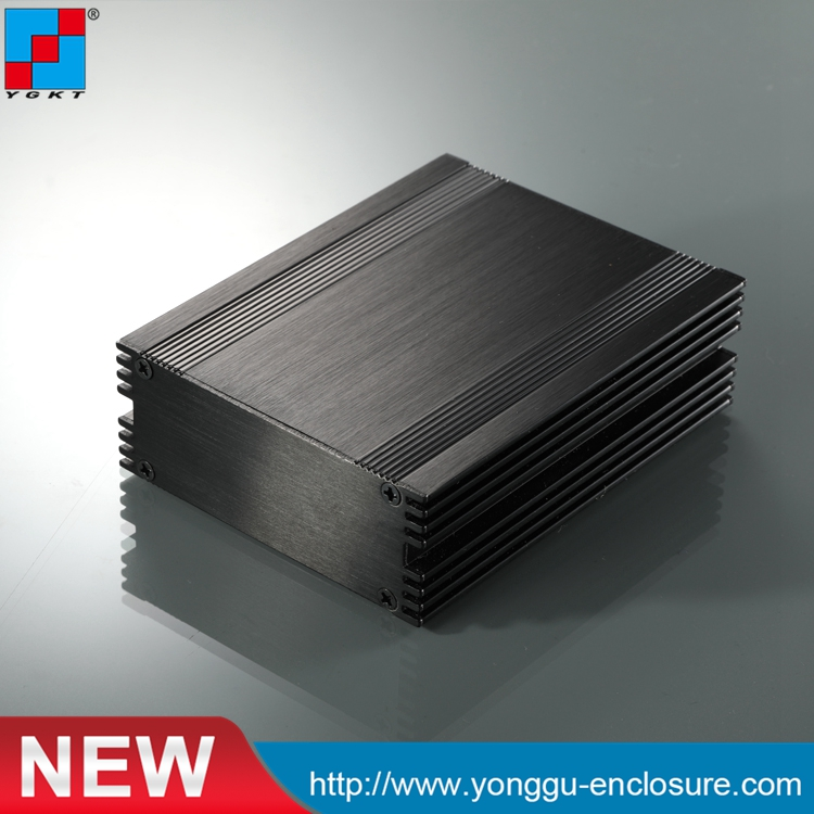 90*35-115mm (WxH-D) electronic enclosure for electronics circuit boards / aluminum extrusion enclosure aluminium housing metal electronics box diy aluminum enclosure ygs 036 96 45 5 140mm wxh d