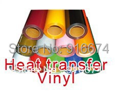 Fast Free shipping DISCOUNT 6 pieces 20x20 (50x50cm) PU vinyl for heat transfer heat press cutting plotter