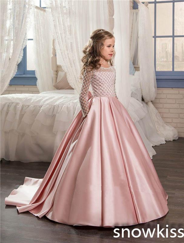 Online Get Cheap Los Niños Desfile Vestidos -Aliexpress.com ...