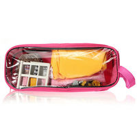 Multicolour Outdoor Waterproof Portable Zip Travel Shoes Bag Holder Case Storage Bicycle Bags Panniers