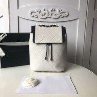 WG06173 модный роскошный рюкзак простой Портативный складной Европе дизайнер рюкзак Европе Бренд Взлетно посадочной полосы Чемодан сумка