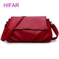 2017 Ünlü markalar en kaliteli PU kadın çanta 2016 yeni küçük kokulu rüzgar çanta Rahat ve basit haberci çantası köfte