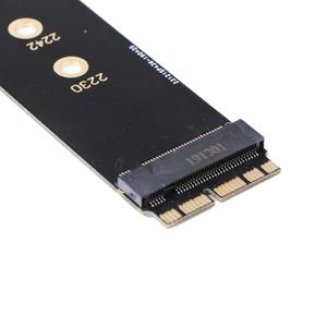 Image 5 - M.2 PCIE NVME SSD M.2 nVME SSD Adapter Card for Upgrade 2013 2015 Year Macs(Not Fit Early 2013 MacBook Pro)