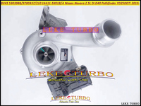 Turbo BV45 53039880210 53039880182 53039880337 14411 5X01A 14411 5X01B For Nissan Navara Pathfinder YD25DDTI 2.5L DCI 2010 2012