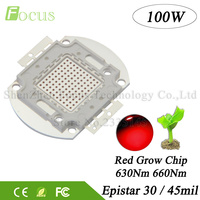 LED Chip 100W Bead For Red 660nm Mitsuhiro COB 380 840nm Full Spectrum Blue 440nm For