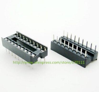 Интегральная схема 18 Булавки DIP IC розетки адаптер новый и бесплатная доставка