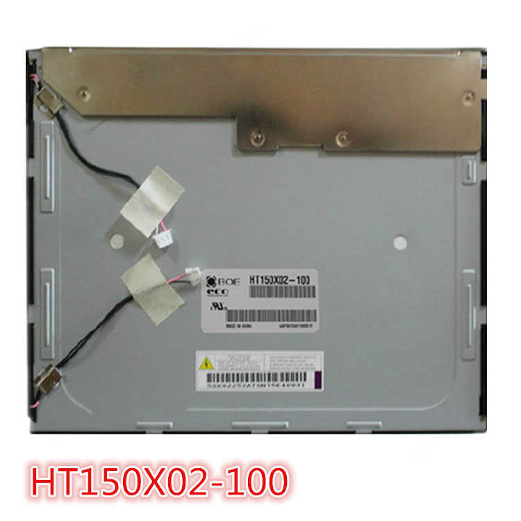 BOE 15-inch HT150X02-100 industrial LCD screen ht150x02 dual-lamp LCD LCD screen 10 4 inch industrial screen 104blm 1 lcd screen
