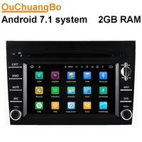 Ouchuangbo Car Dvd Gps Radio For BOXTER CAYMAN CAYMAN With USB SD BT Quad Core Android