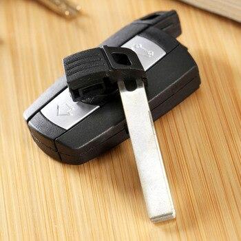 Llave De Reemplazo De Bmw | Remoto Inteligente Modificados Plegable Llave Chip Para BMW 1 3 5 5 5 6 6 7 BMW Serie X5 X6 Z4 Llave Fob Coche Reemplazo Shell