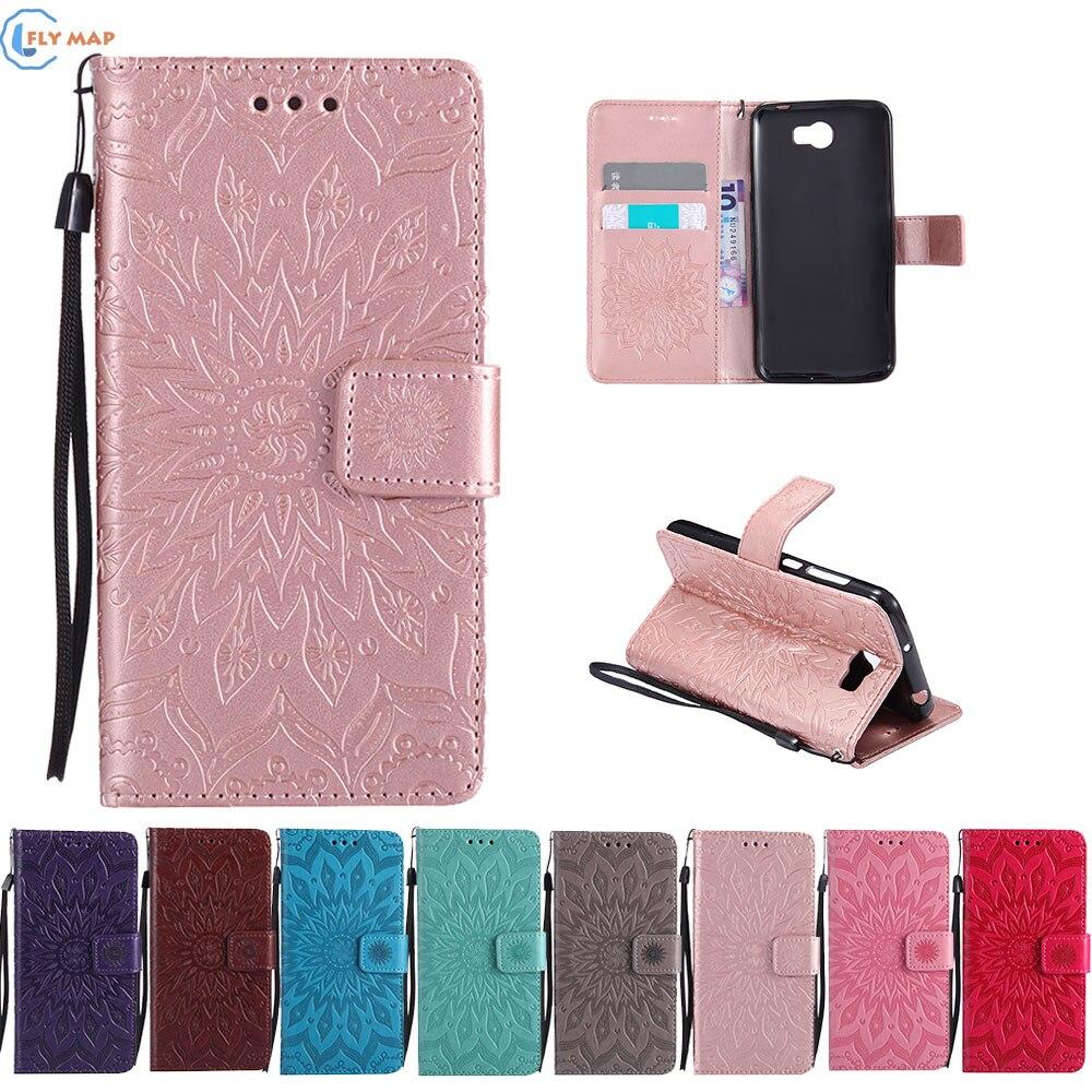 Case Cover For Huawei Y5ii Y5 ii CUN-U29 CUN-L21 CUN-L01 Wallet Flip Phone Leather Coque For Huawei Y 52 Y5 ll CUN U29 L21 L01
