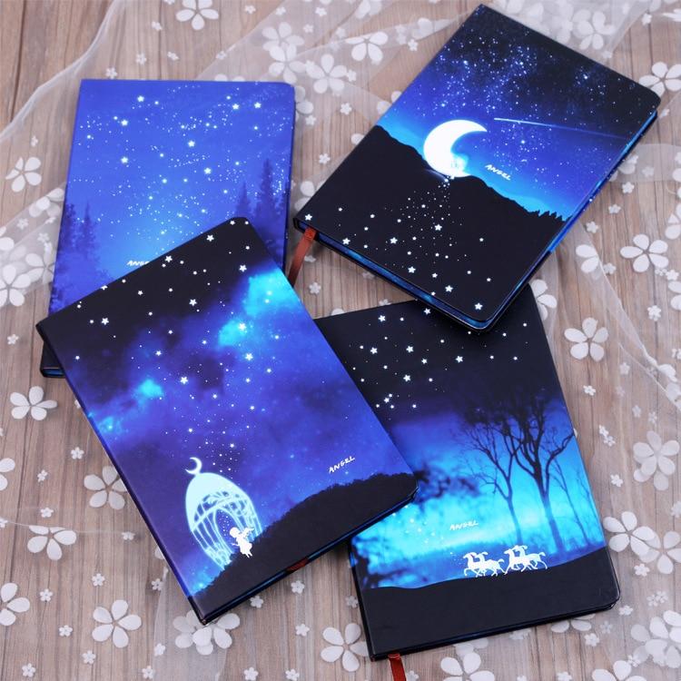 Новий персональний щоденник для паперових блокнотів 25k 96 аркушів Agenl серії жорсткий copybook Творчі тенденції Office School Supplies Подарунок cahier de