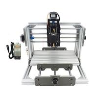 Disassembled Pack Mini CNC 2417 500mw Laser CNC Engraving Machine Pcb Milling Machine Wood Carving Machine