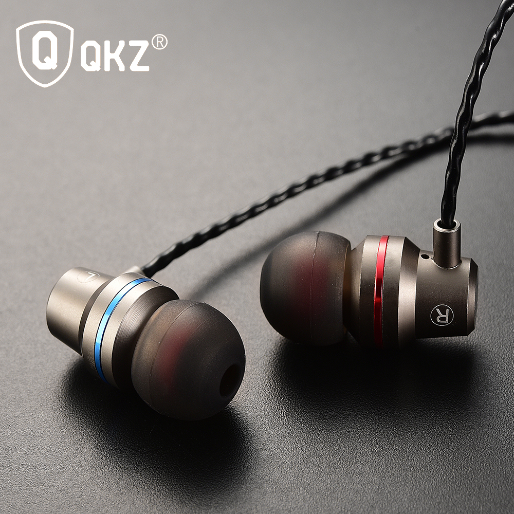 Buy Earphone Original Qkz Dm1 Supper Knowledge Zenith With Mic S6 Engine In Ear Auriculares Headset Microphone For Iphone Samsung Mp3 Mp4 From