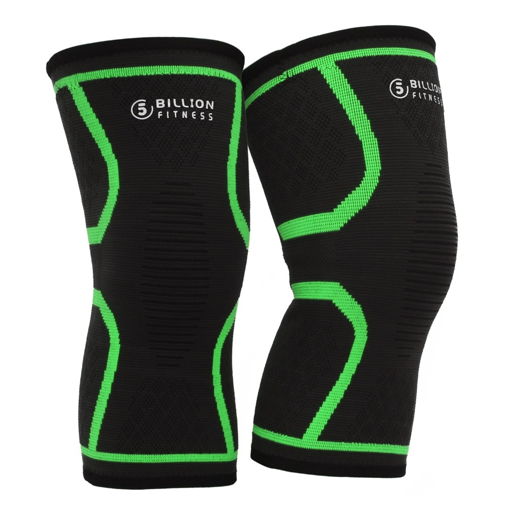 1PC Knee Brace, Compression Sleeve, Support For Arthritis, Running, Biking, Basketball Sports, Joint Pain Relief, Meniscus Tear