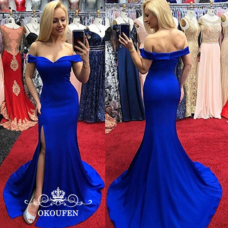 Baby cheap blue prom dresses under 100 online auction direct
