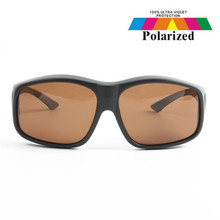 Maximumcatch New Arrival OVER-FIT UV400 Polarized Sunglasses for Fishing 2 Colors Outdoor Sports Glasses