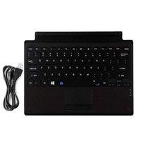 P Фирменная Новинка Беспроводной Bluetooth тонкая клавиатура тачпад для Microsoft Surface Pro 3/4 Планшеты