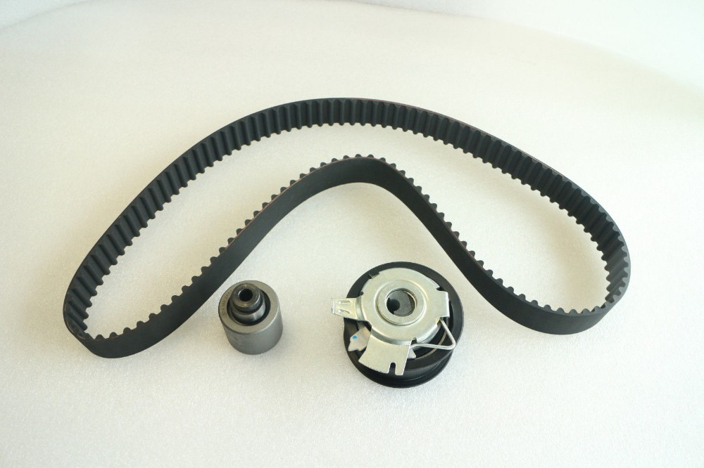 New Timing Belt Kit for FORD GALAXY VW PASSAT SEAT AROSA Skoda FABIA for Audi A3/A4 OEM# 038198119A,KTB296