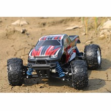 RC Car 1/18 2.4G 4WD Electric Off-Road RTR Buggy Truck 50Km/h High Speed Race Bigfoot Car Remote Control Model Off-Road Vehicle