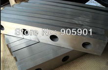 508*80*25, 8*2500 shearing machine blades/cutting machine knives/steel machine fittings,customize machine blades