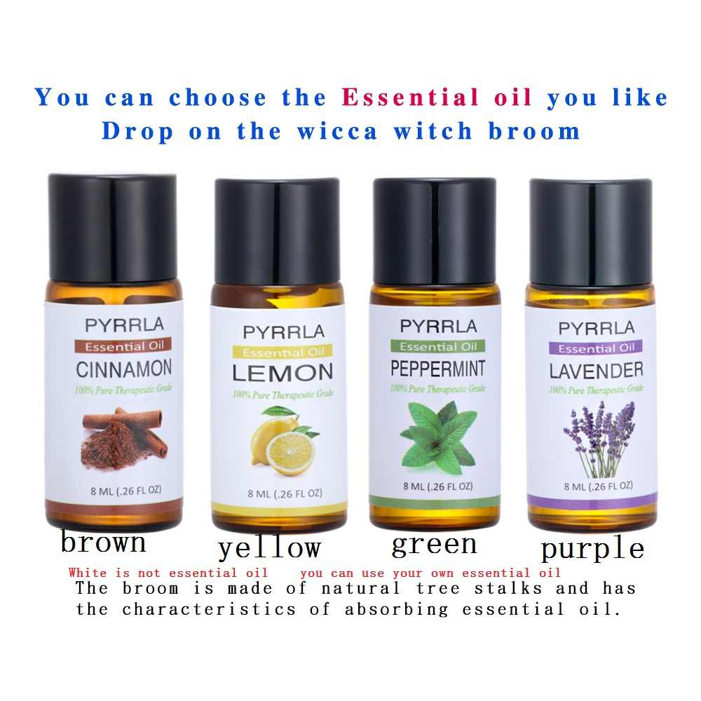 Wiccan Oils