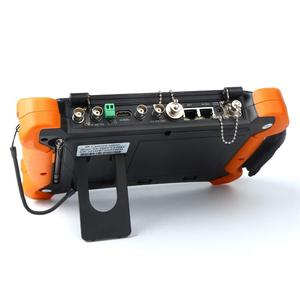 Image 5 - 8 дюймовый H.265 4K HD IP CCTV тестер монитор CVBS AHD CVI TVI SDI камера 8MP мультиметр Оптическое волокно VFL TDR WIFI ONVIF HDMI POE