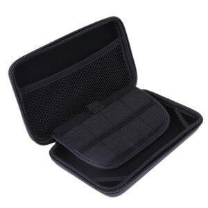 Image 4 - נייד קשה לשאת אחסון מקרה עבור 3DS תיק מגן תיק נסיעות עבור 3 DS משחקי קונסולת כרטיס אביזרי עבור Nintendo 3DS